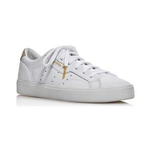 Adidas Skeek Leather Low Top Sneaker